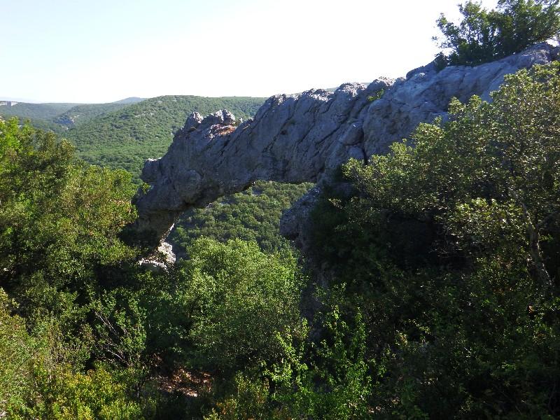 rocher d abraham ardèche