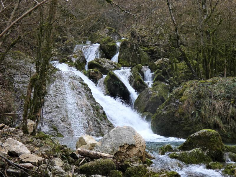 Gorges du Nan-Cognin les gorges