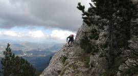 Sur les hauteurs du mont Ventoux