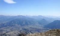 La montagne d'Aucelon